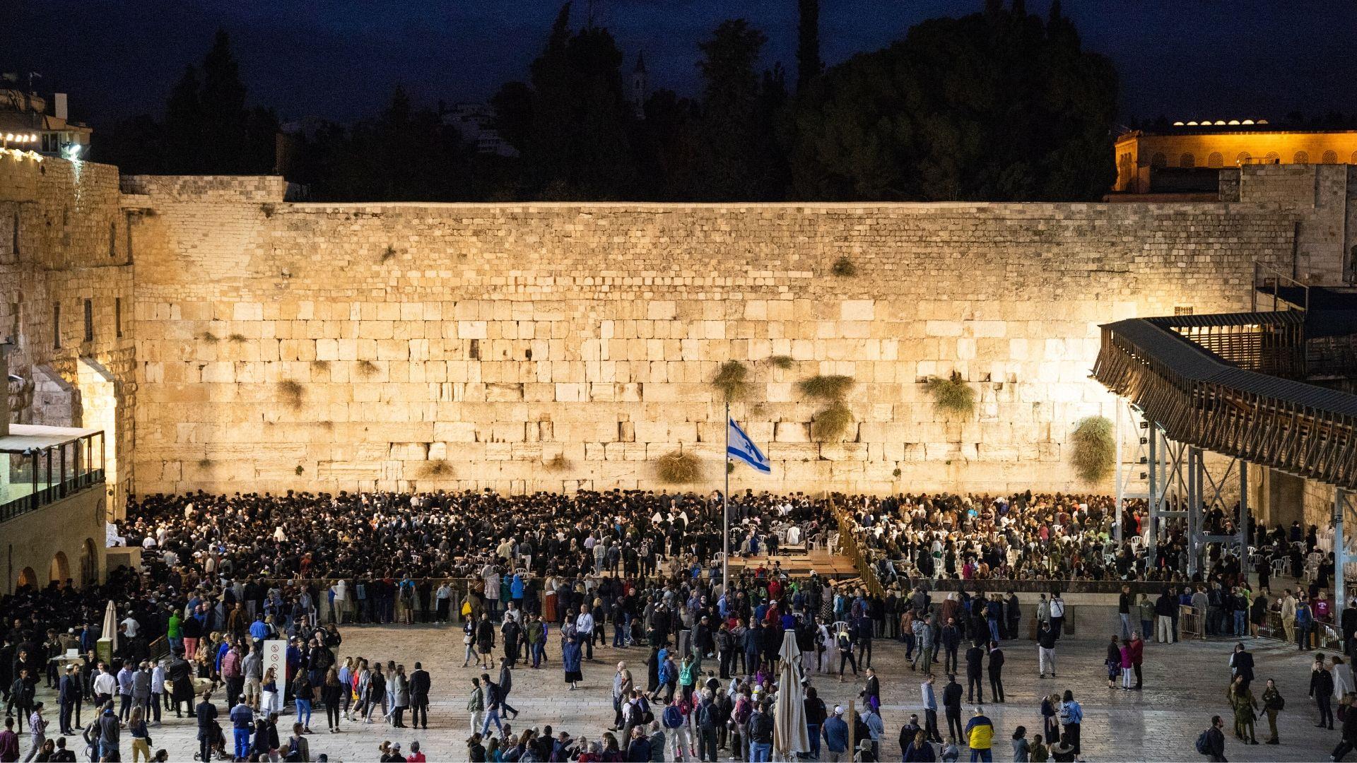 טיול יום לירושלים